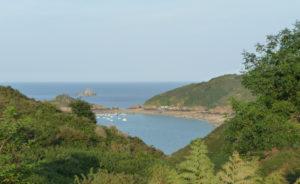 hôtel le littoral à Lézardrieux accueil randonneurs